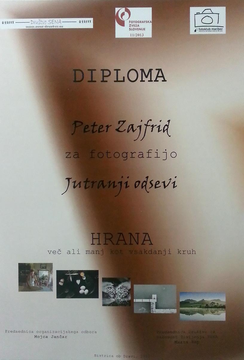 Diploma Ruše
